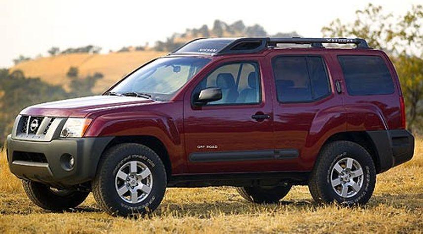 Main photo of Ryan Kremer's 2006 Nissan Xterra
