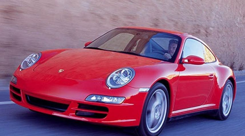 Main photo of Harvey Yancey's 2006 Porsche 911