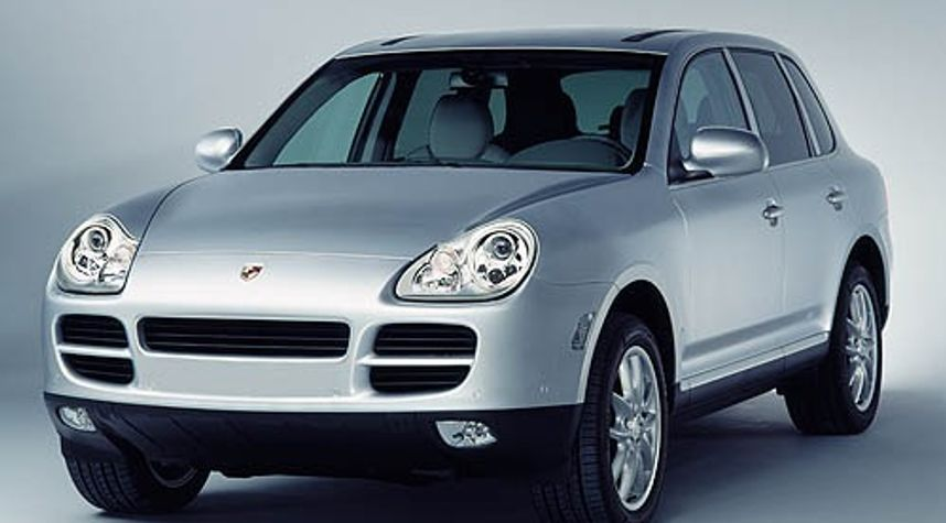 Main photo of Jim Trainor's 2006 Porsche Cayenne