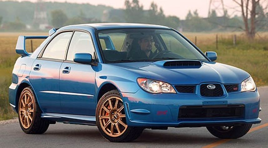 Main photo of Jason Hill's 2006 Subaru Impreza