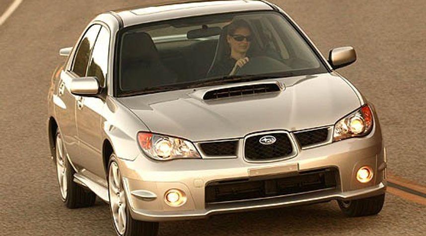 Main photo of Daniel Haber's 2006 Subaru Impreza
