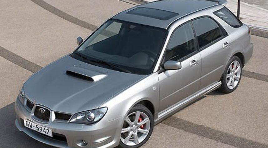 Main photo of Jordan Klaver's 2006 Subaru Impreza