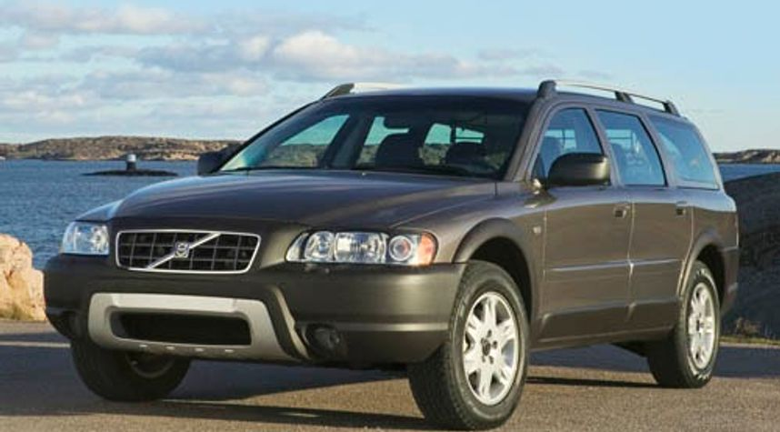 Main photo of Jeff Bush's 2006 Volvo XC70
