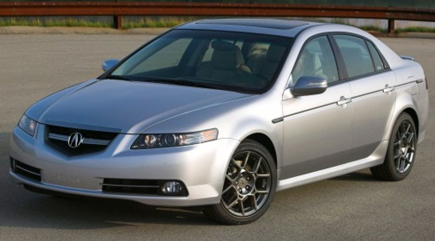 Main photo of Justin Thornburgh's 2007 Acura TL