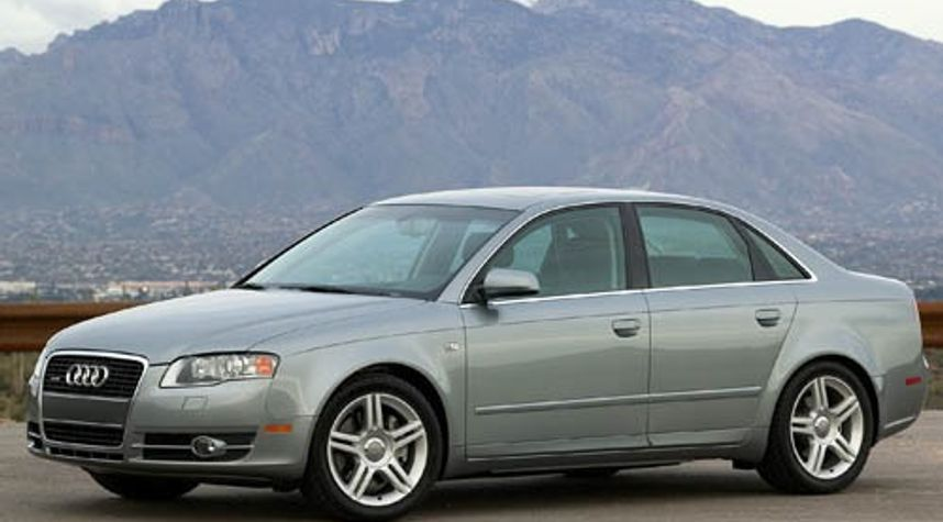 Main photo of Thomas Georgiadis's 2007 Audi A4