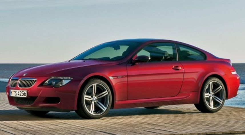 Main photo of Kenneth Yang's 2007 BMW M6