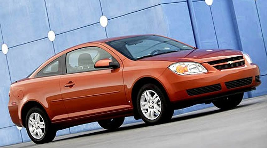 Main photo of Jackson O'brien's 2007 Chevrolet Cobalt