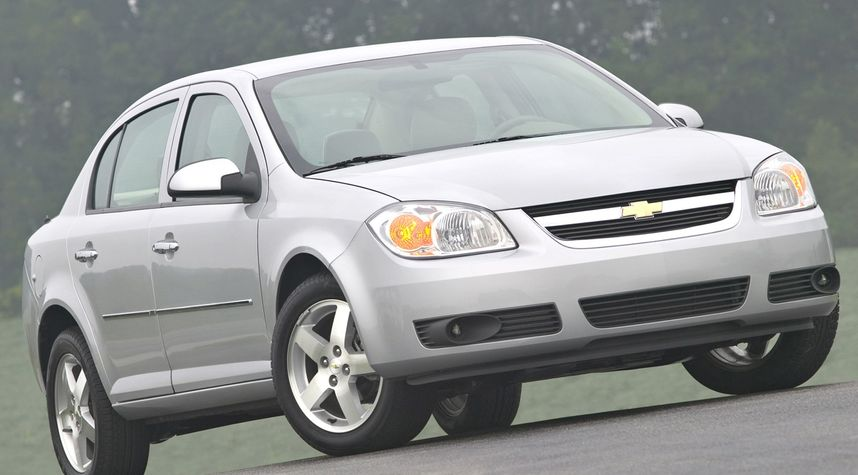 Main photo of Travis N's 2007 Chevrolet Cobalt