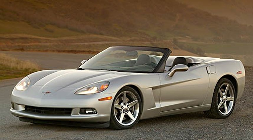 Main photo of Tyler Bonner's 2007 Chevrolet Corvette