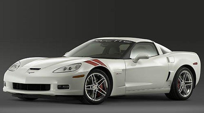 Main photo of Lee Murphy's 2007 Chevrolet Corvette