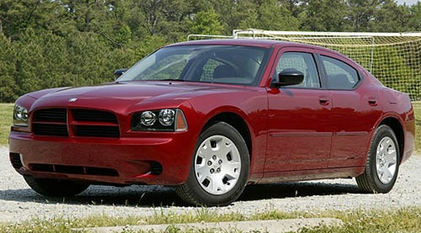 Main photo of Javarris Robinson's 2007 Dodge Charger