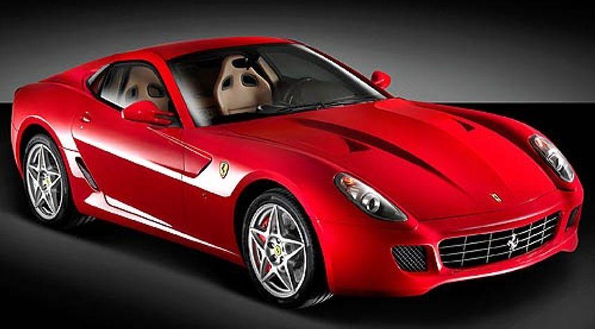 Main photo of Jordin Pridmore's 2007 Ferrari 599