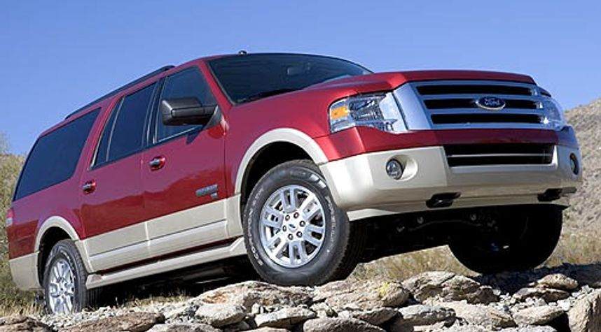 Main photo of Robert Read's 2007 Ford Expedition
