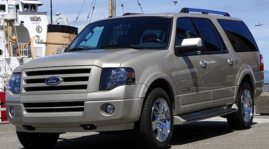 Main photo of Anthony Ashford's 2007 Ford Expedition