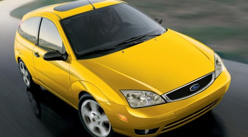 Main photo of Zachary Schenkel's 2007 Ford Focus