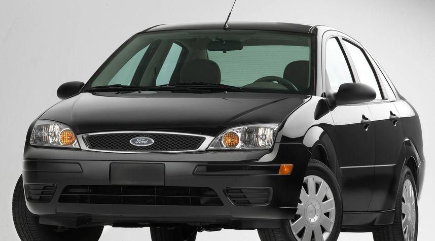 Main photo of Daniel Lewis's 2007 Ford Focus