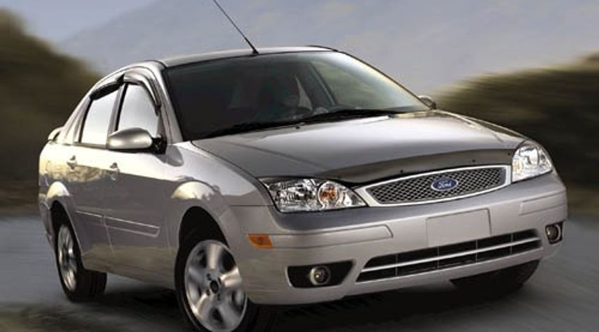 Main photo of William Byrd's 2007 Ford Focus