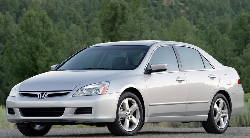 Main photo of Jacob Ruggiero's 2007 Honda Accord