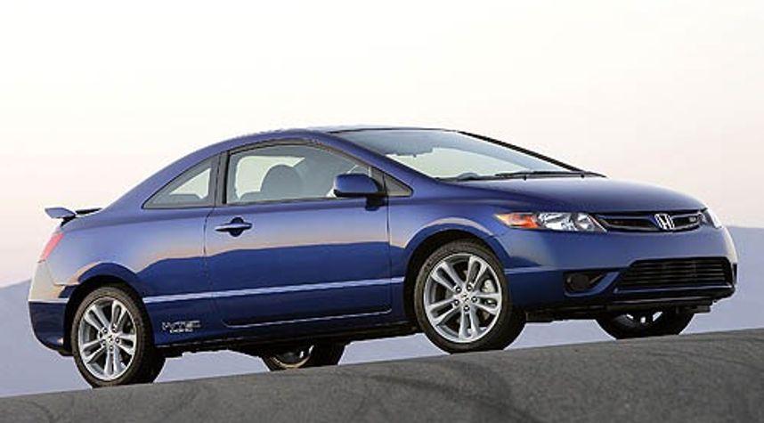 Main photo of Jesse Barrrett's 2007 Honda Civic