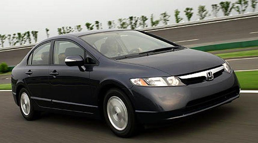 Main photo of Eric Matthew Moennig's 2007 Honda Civic