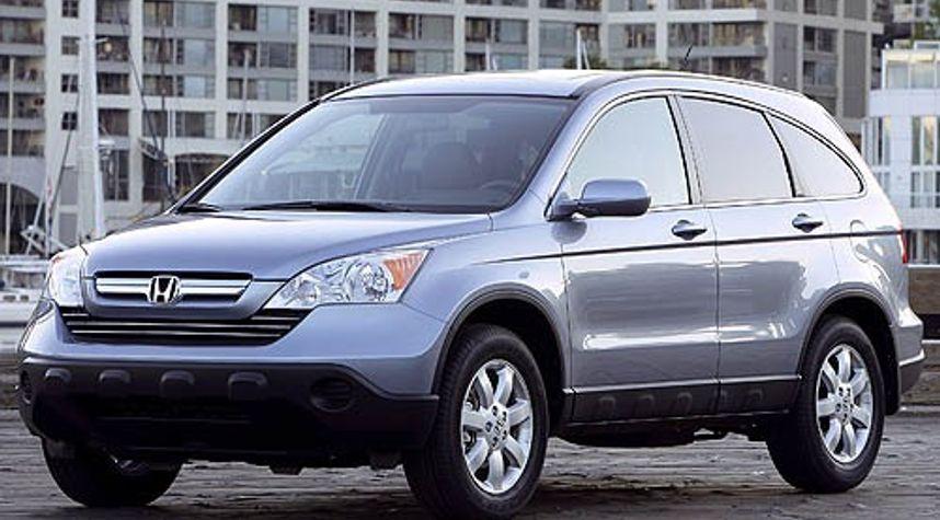 Main photo of Lawrence Medina's 2007 Honda CR-V