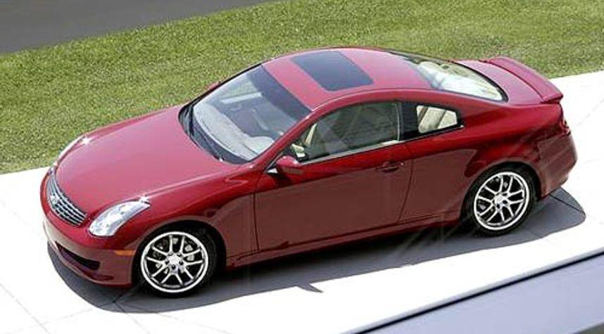 Main photo of Austin Stiefeld's 2007 Infiniti G35