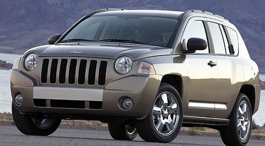 Main photo of Tazwar Tazib's 2007 Jeep Compass