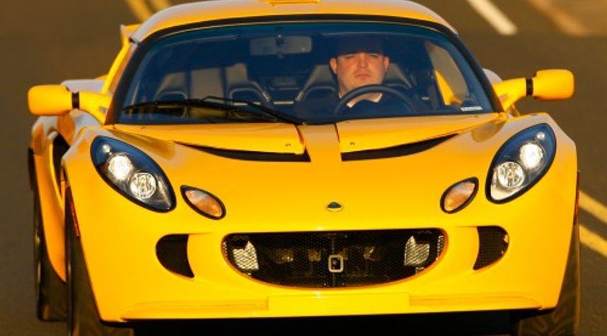 Main photo of Stephen Mathews's 2007 Lotus Exige