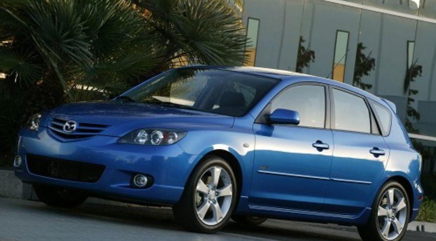 Main photo of Kyle Walsh's 2007 Mazda MAZDA3