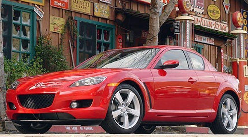 Main photo of Jordan Shelton's 2007 Mazda RX-8
