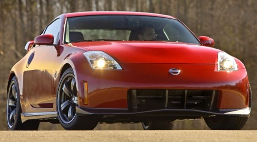 Main photo of Hampton Hampton's 2007 Nissan 350Z