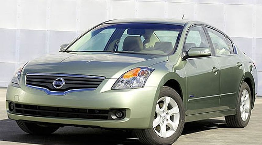 Main photo of Colby Boatwright's 2007 Nissan Altima