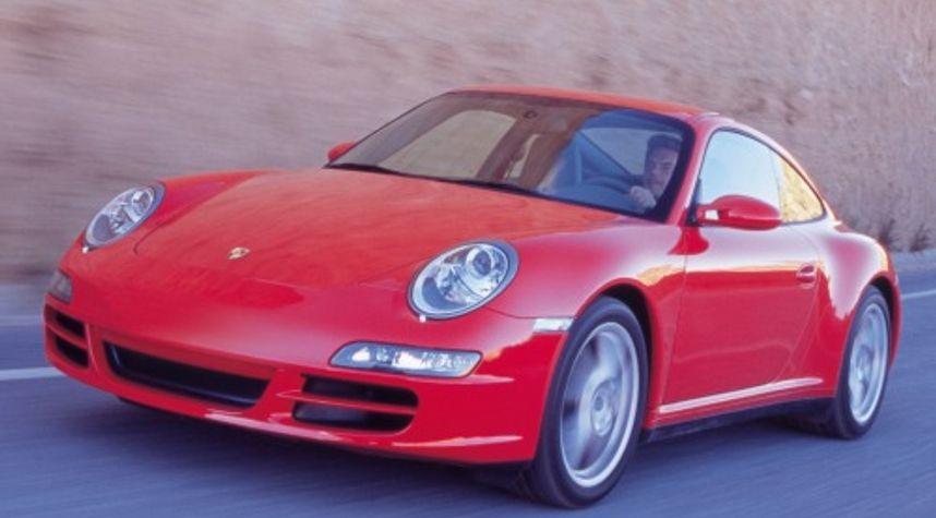 Main photo of Andrew Whiting's 2007 Porsche 911