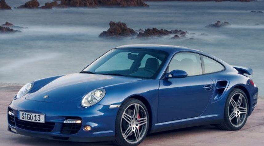 Main photo of Dustin Schaff's 2007 Porsche 911