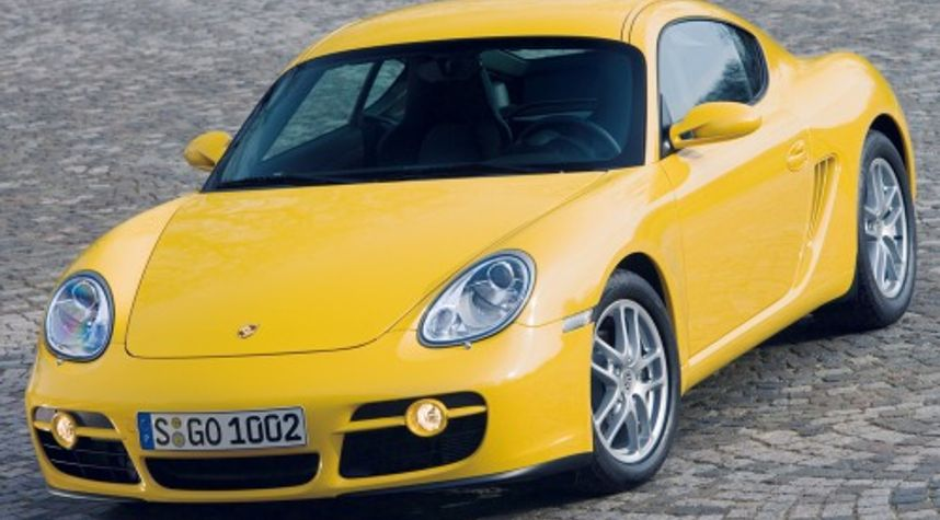 Main photo of Jeff Jarvis's 2007 Porsche Cayman