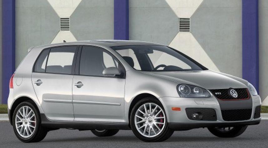 Main photo of Andrew Workmon's 2007 Volkswagen GTI