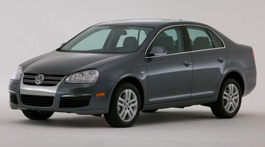 Main photo of Alvaro Jr.'s 2007 Volkswagen Jetta