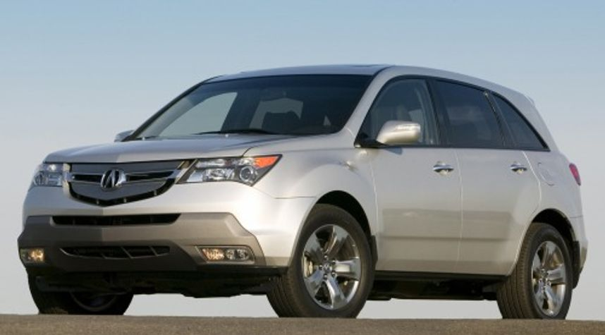 Main photo of Matt Miller's 2008 Acura MDX