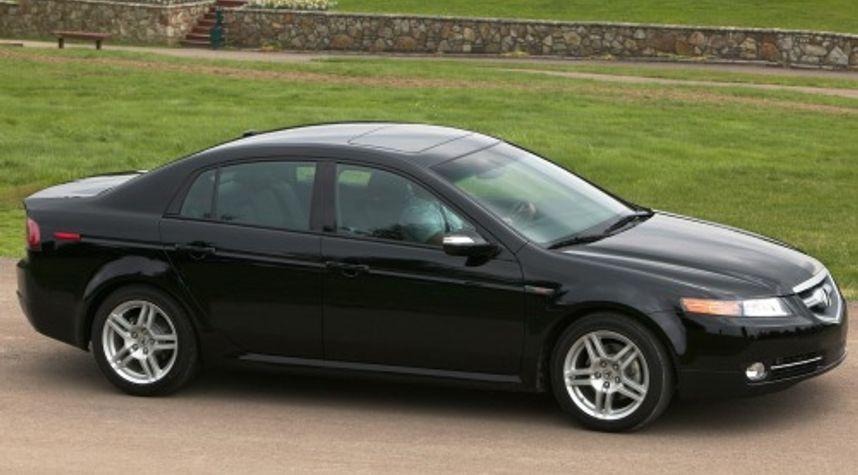 Main photo of Gary Nevins's 2008 Acura TL