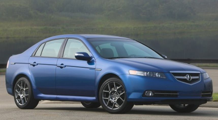 Main photo of Christopher Laboo's 2008 Acura TL