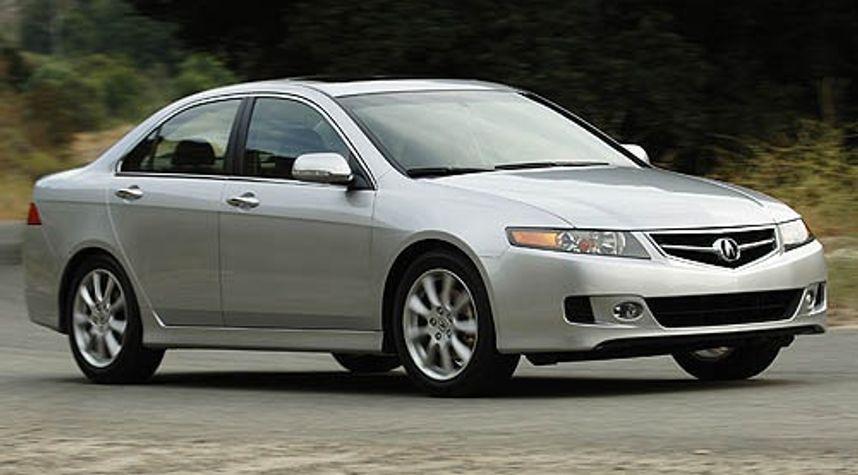 Main photo of Vincent Trezza's 2008 Acura TSX