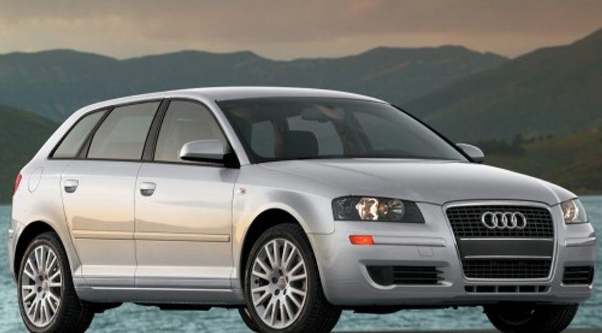 Main photo of Kyle Wickersham's 2008 Audi A3