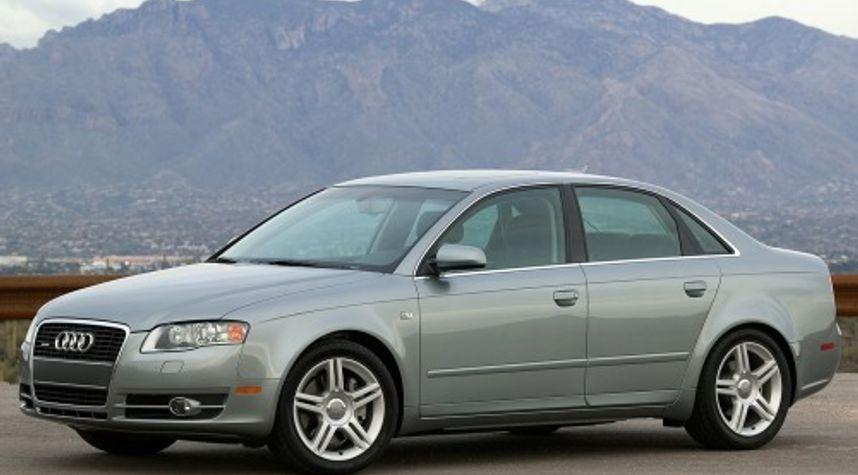 Main photo of David Jasso's 2008 Audi A4