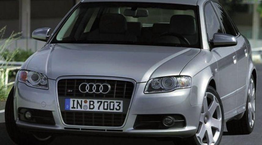 Main photo of Wayne Price's 2008 Audi S4