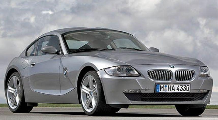 Main photo of Nadim Kamal's 2008 BMW Z4