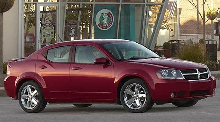 Main photo of Honda Vtec's 2008 Dodge Avenger
