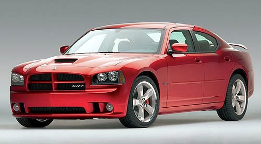 Main photo of Francisco Melendez's 2008 Dodge Charger