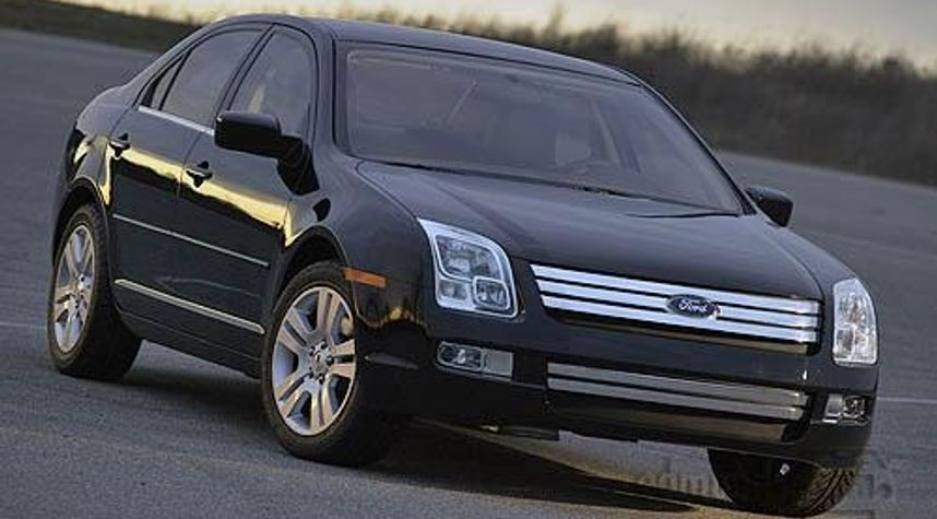 Main photo of Bryan Ford's 2008 Ford Fusion