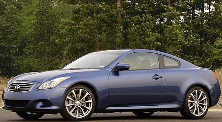Main photo of Adonis Morales's 2008 Infiniti G37