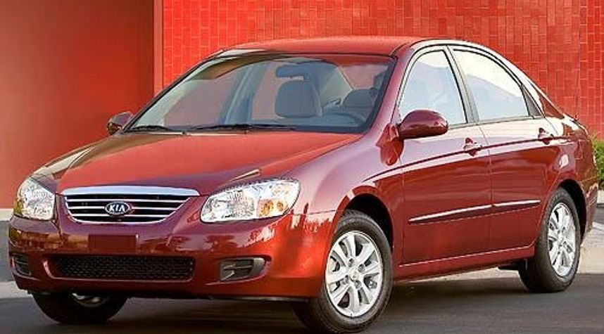 Main photo of Ty Butts's 2008 Kia Spectra